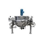 电加热夹层锅,蒸汽天燃气液化气夹层锅制造商-河南郑州玉祥